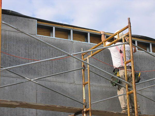 Cementitious Sheathing