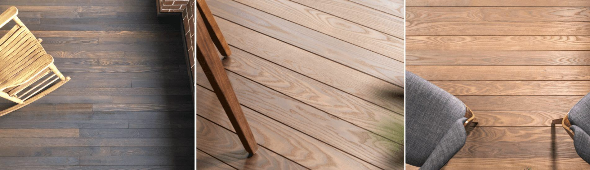 06 15 00.01 Thermally Modified Wood Decking (Ash Wood)