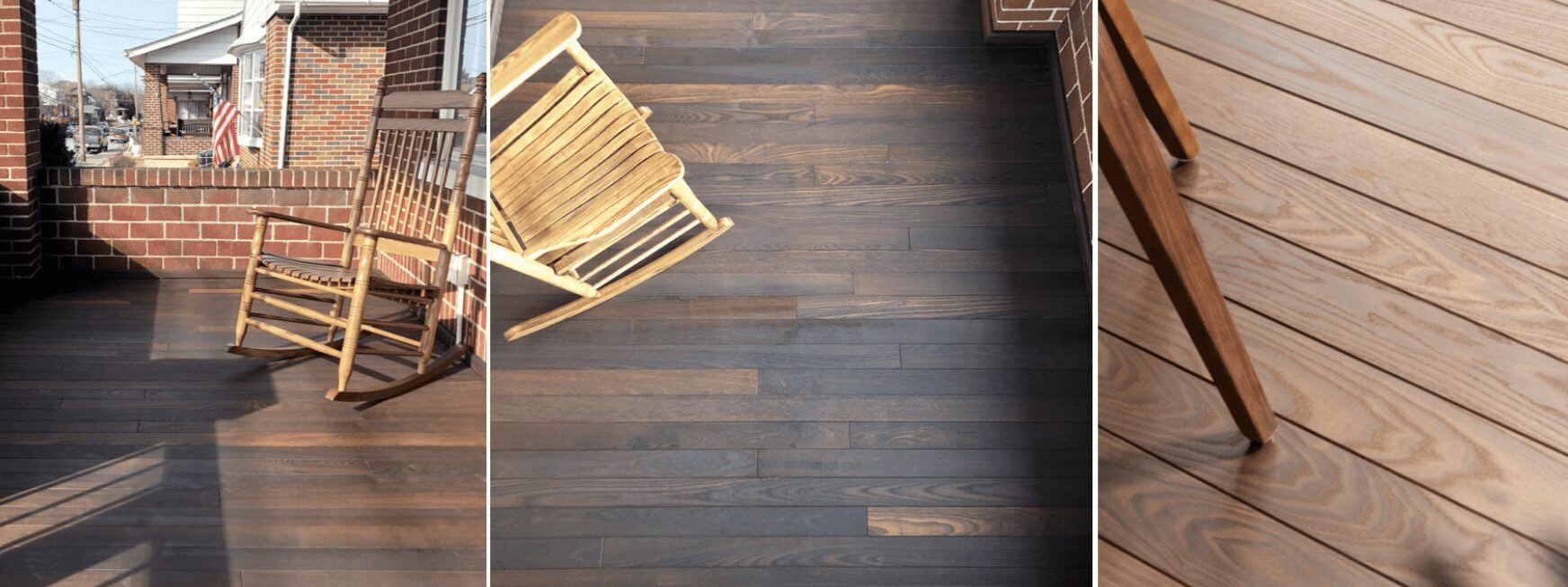 06 15 00.02 Thermally Modified Wood Decking (Spruce Wood)