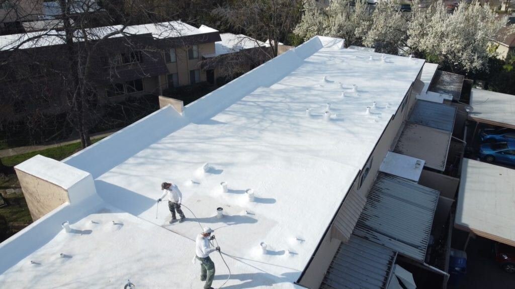 Fluid-Applied Roofing